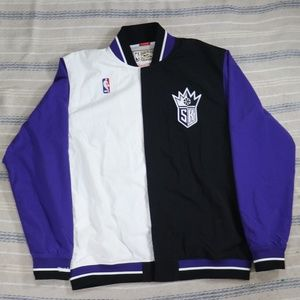 Mitchell & Ness 1995-96 Jacket Sacramento Kings
